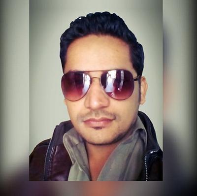 Adam (Kamran Haider)